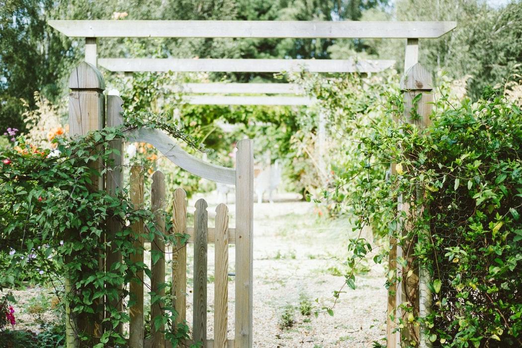 comment amenager un petit jardin