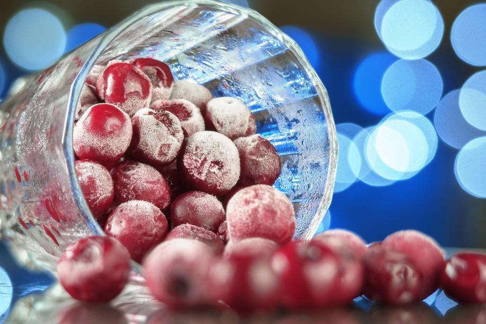 congeler les cerises