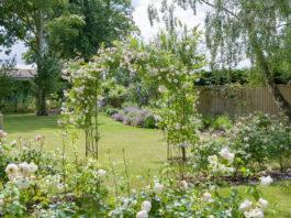 Arche de jardin comment l'installer où la positionner